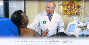 Dr. Dean Kane from the Center for Cosmetic Surgery & Medi-Spa CoolSculpting Commercial