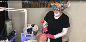 Lauri Kane Gets the Newest Microdermabrasion and HydraFacial Combo