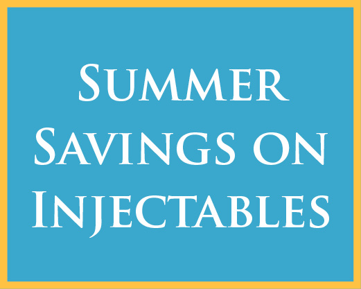 Summer Savings on Injectables