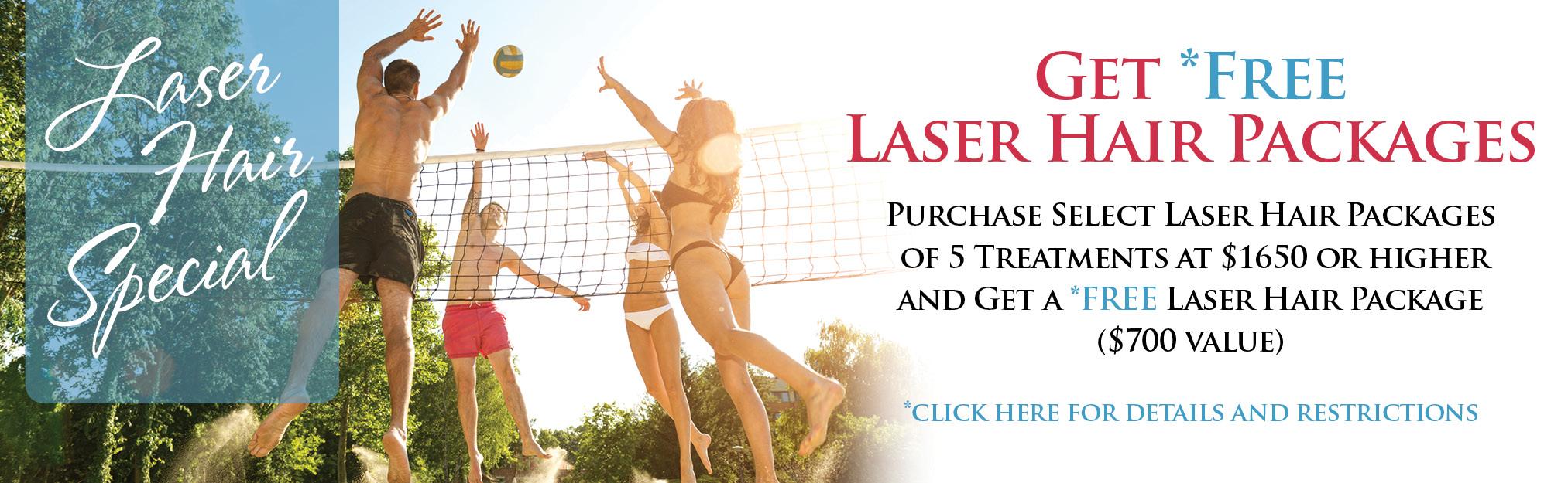Laser Hair Special_August_Slider