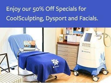 50% Off CoolSculpting
